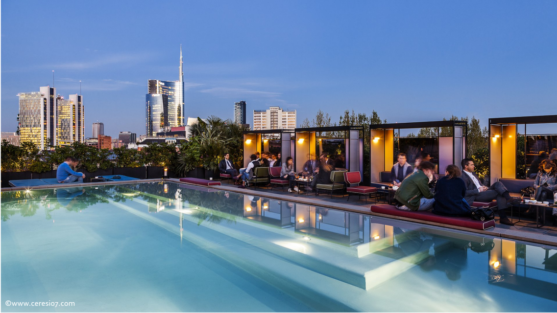 The best Rooftop Bars in Milan for Aperitivo & Cocktails ...